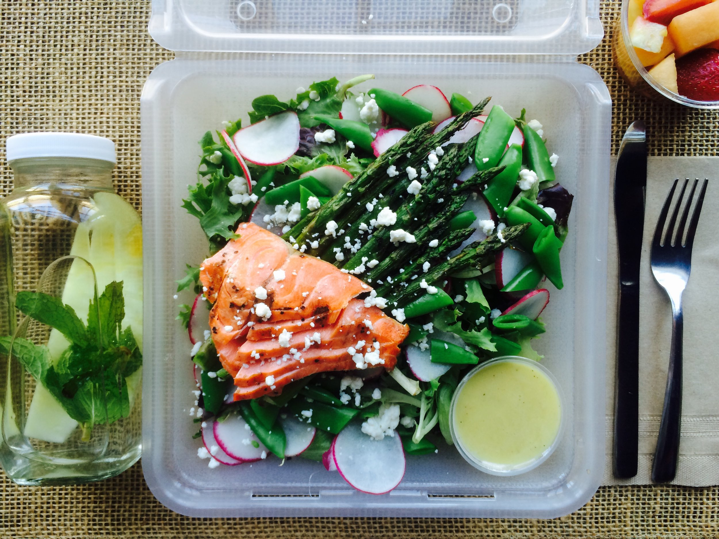 Grilled Asparagus Spring Salad with Wild Salmon.jpg