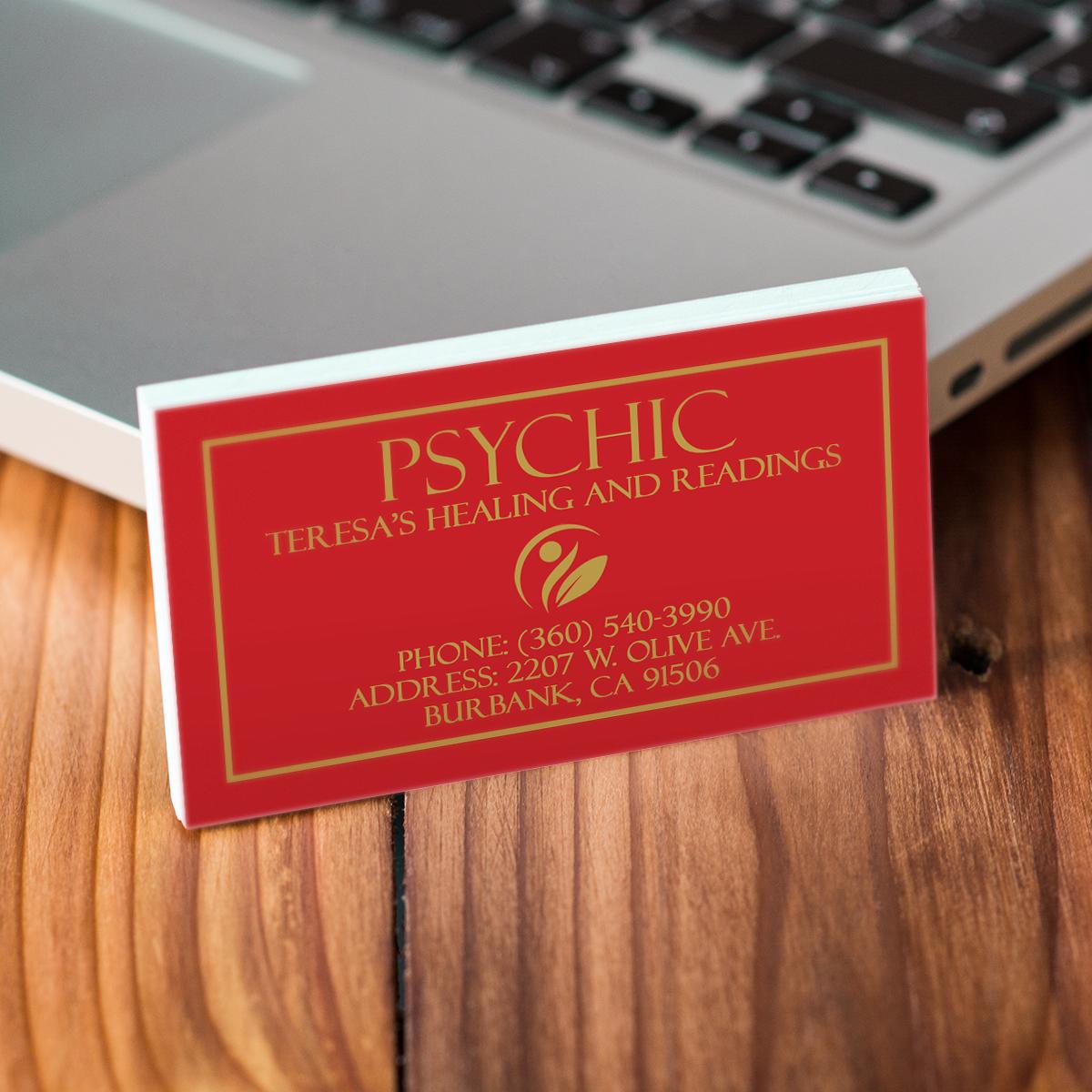 Psychic Teresa's Healing and Readings