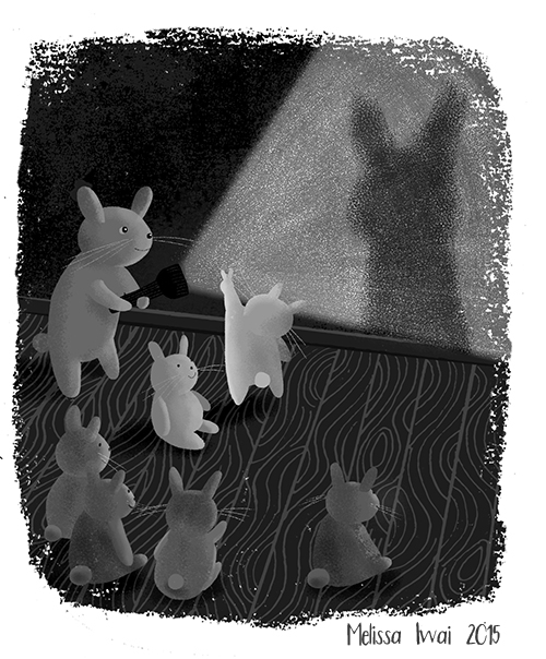 Shadow Bunnies