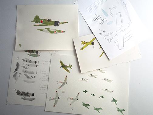 some planes Melissa Iwai 2018.jpg