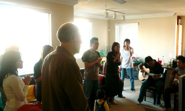 2008 | One of our first Ekko Services at our Apartment in Fullerton