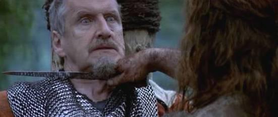 William Wallace being badass.
