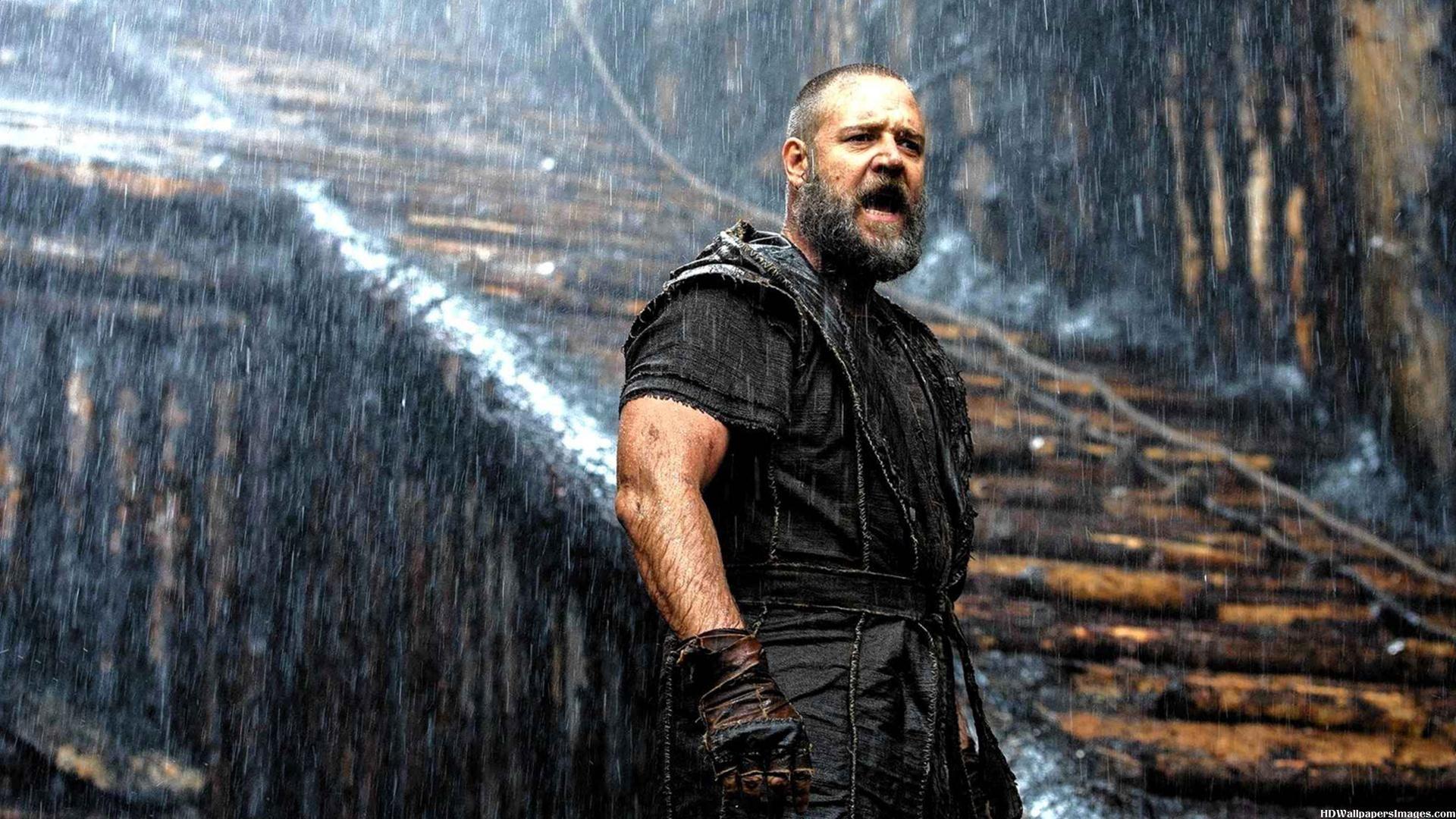 Noah was the man.