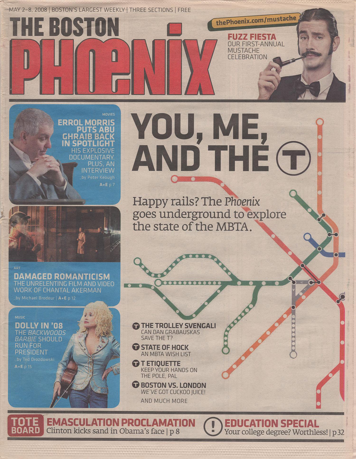 The Boston Phoenix