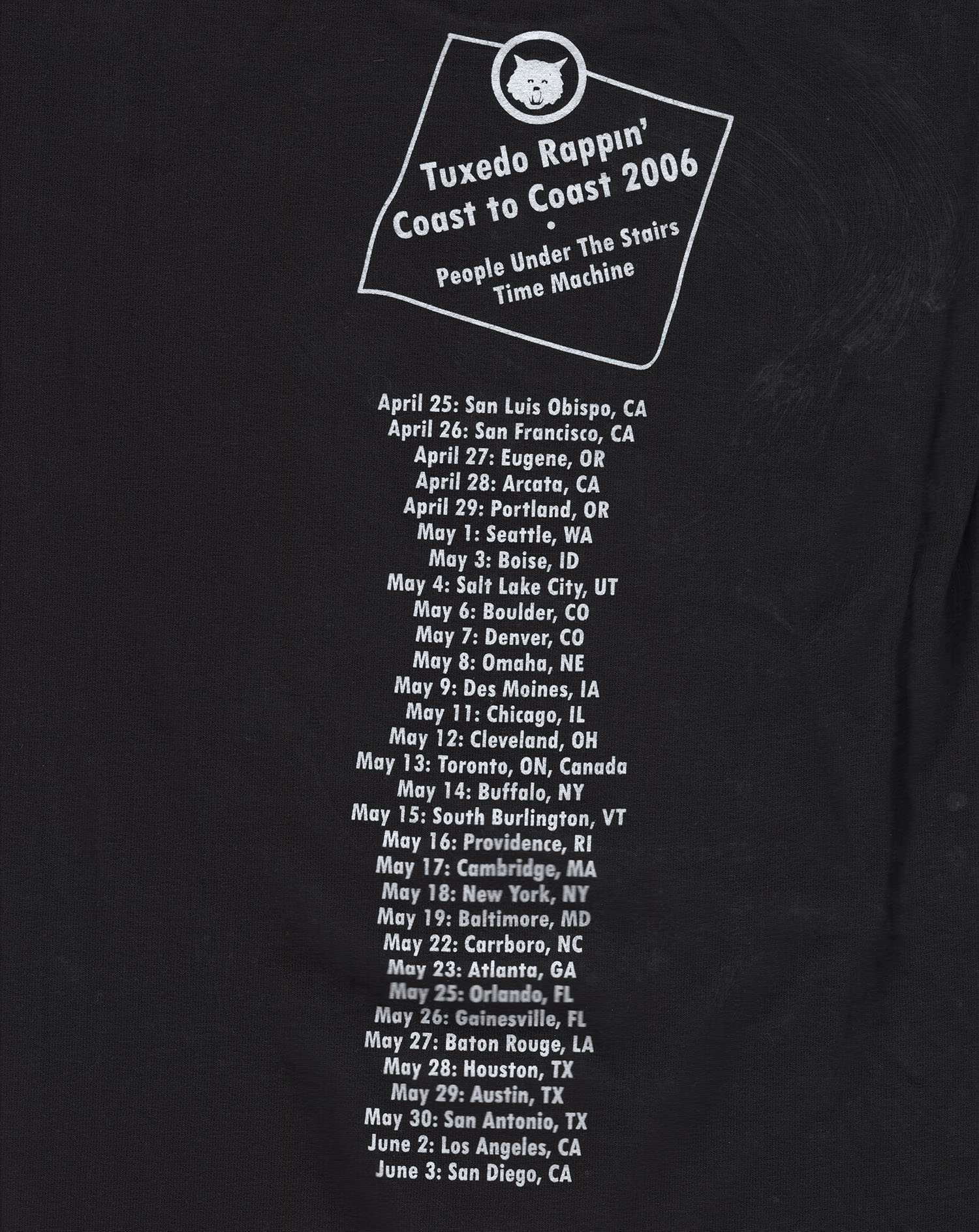31 City USA Tour