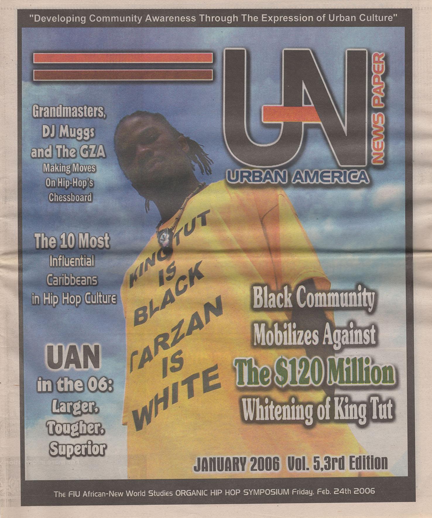Urban America Newspaper