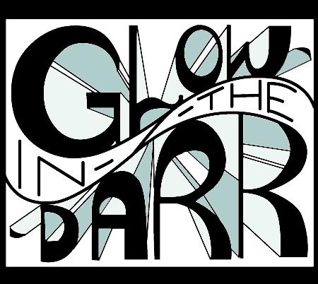 The Glow-in-the-Dark Records logo.