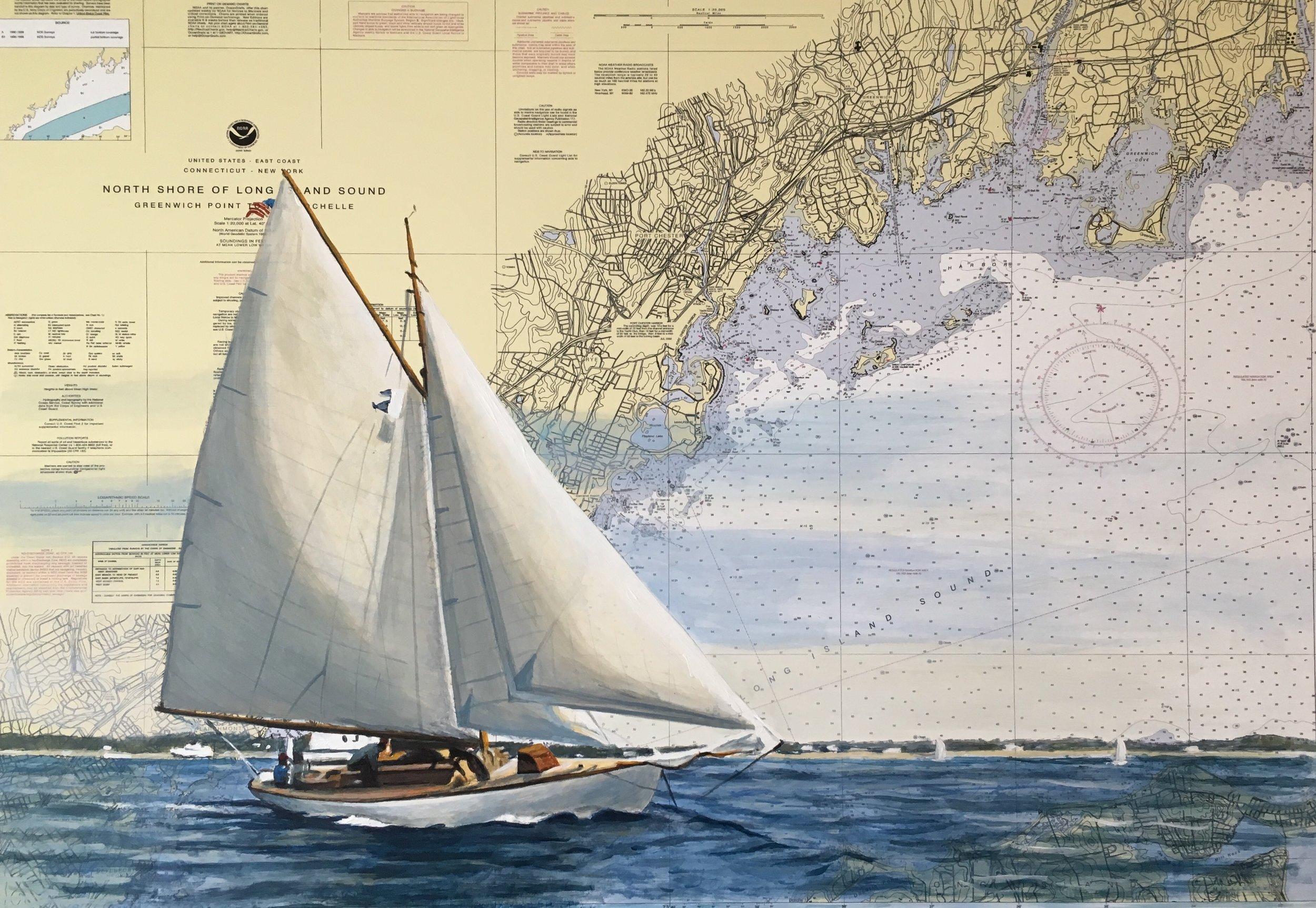 Long Island Sound-Greenwich Point