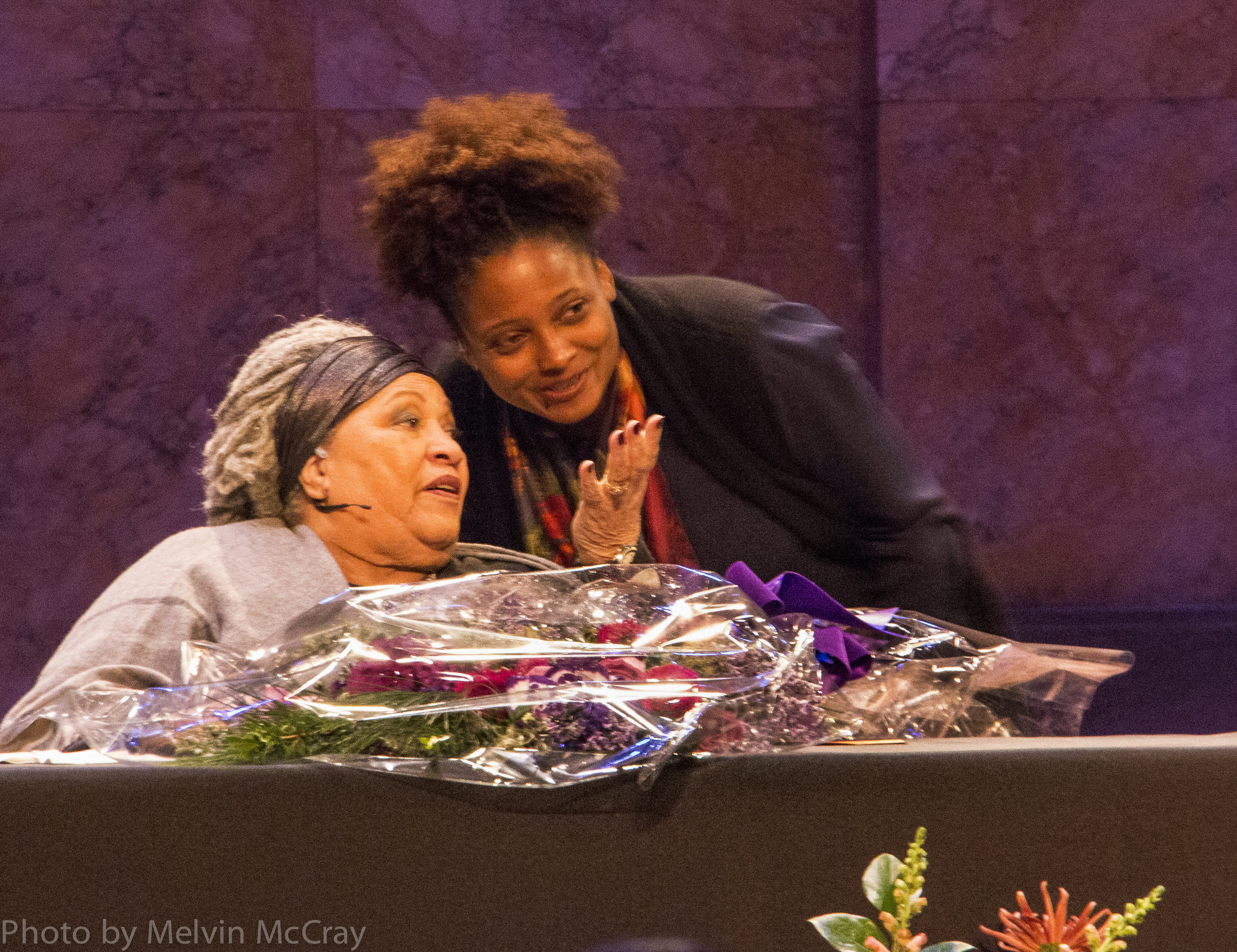 Toni Morrison and Tracy K. Smith photo by Melvin McCray.jpg