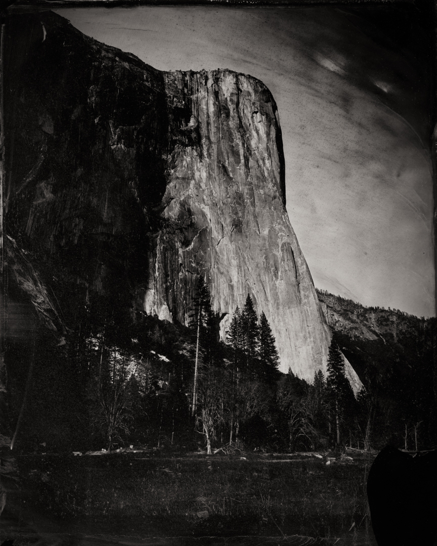 El Capitan , 2019  Pigment print on Baryta paper  42 x 52.5 inches  Edition of 5