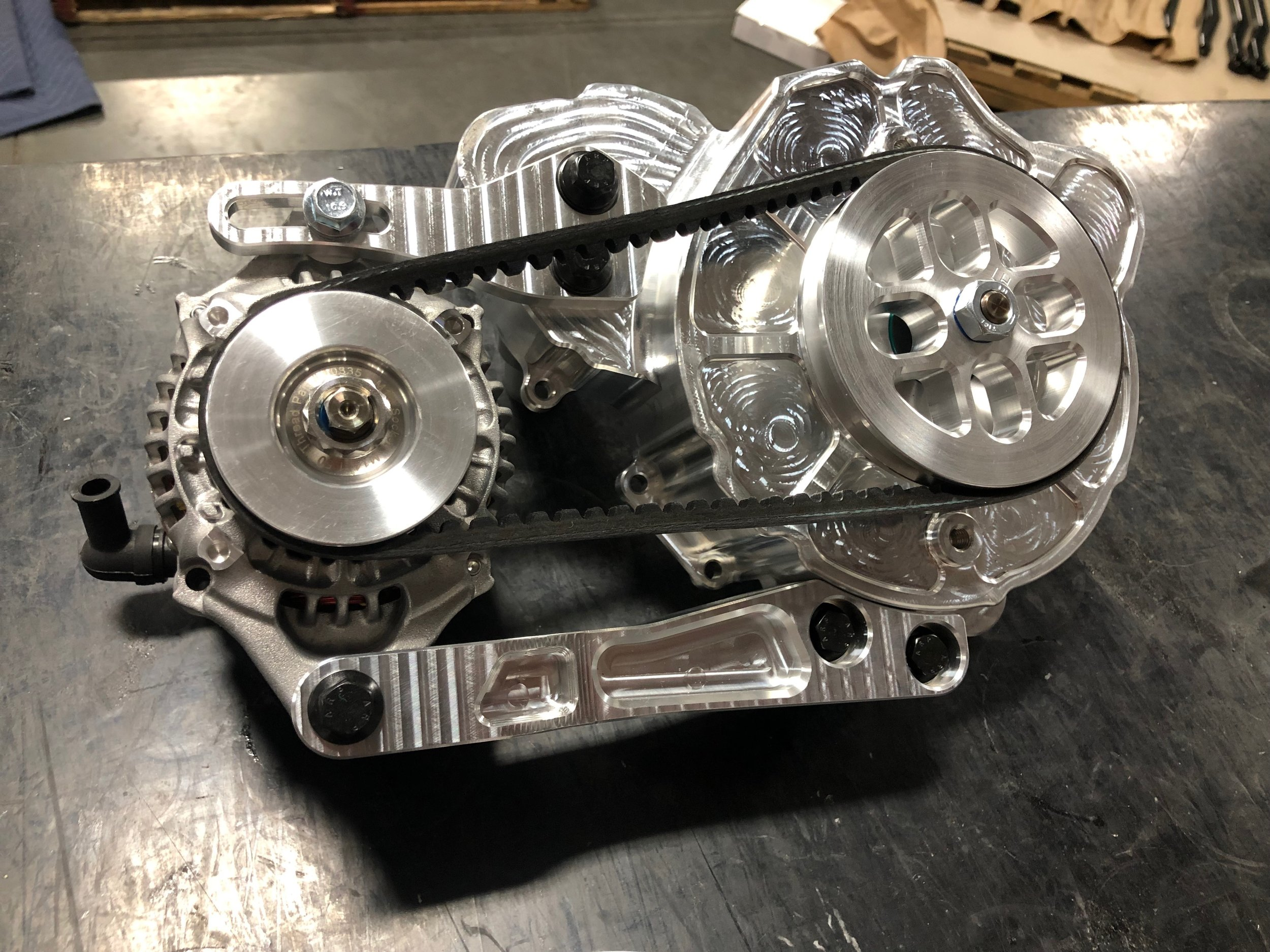 RZR 75 amp Alternator Kit — Zollinger Racing Products