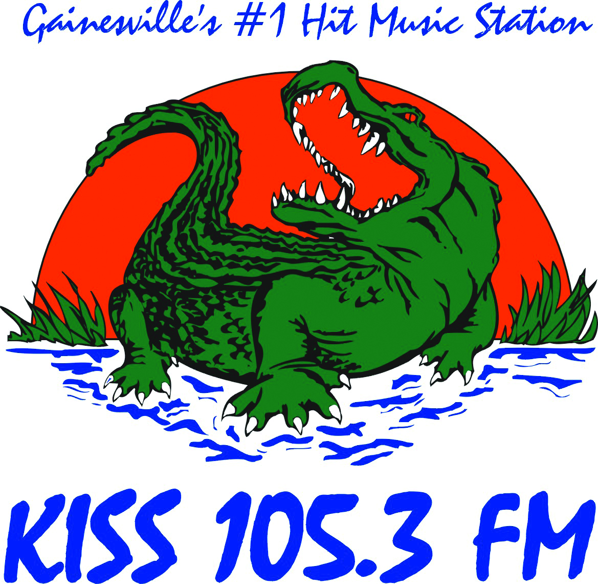 Garnered three 10 second radio mentions between 9am and 2pm on the most popular radio station in Gainesville, FL