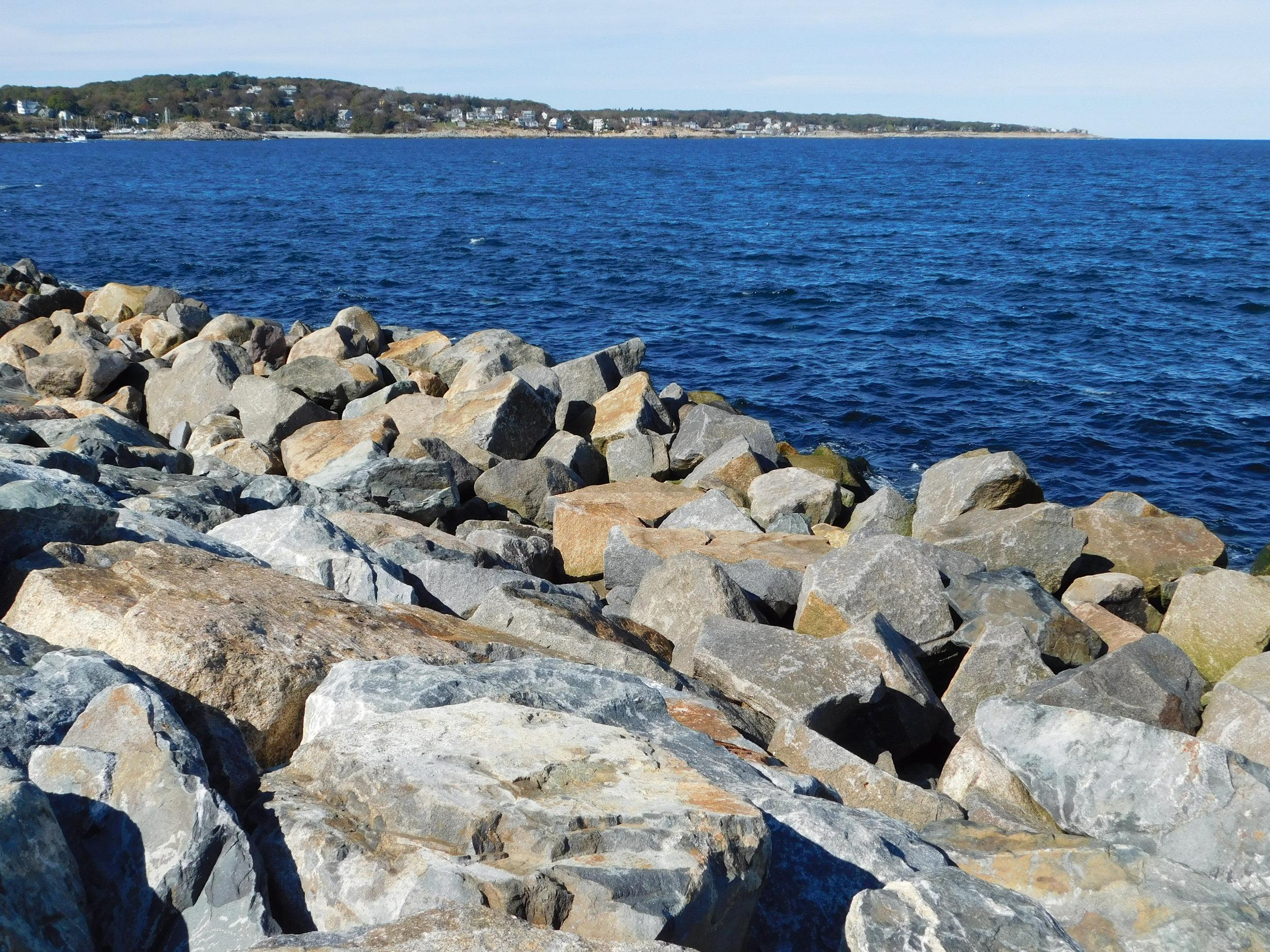 Rockport, Masachussetts Shoreline.JPG
