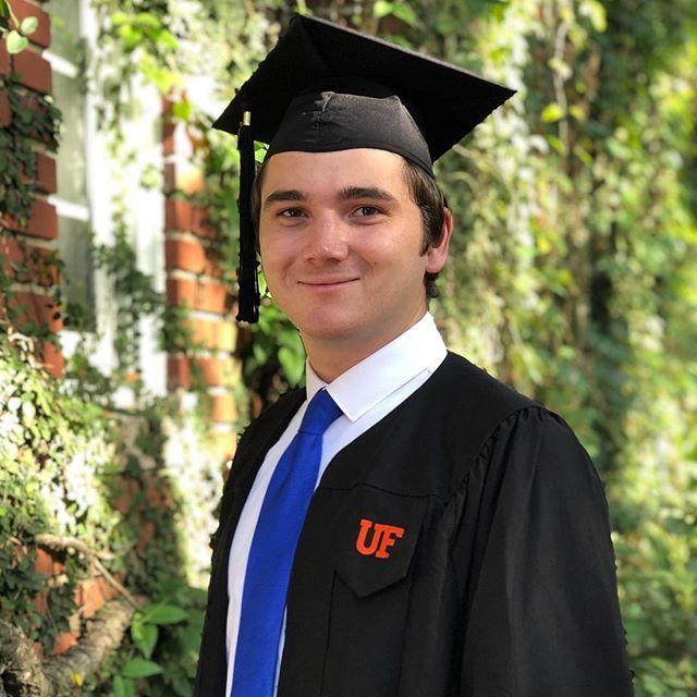 Oliver Clark M.B.A. #graduation #uf #gogators