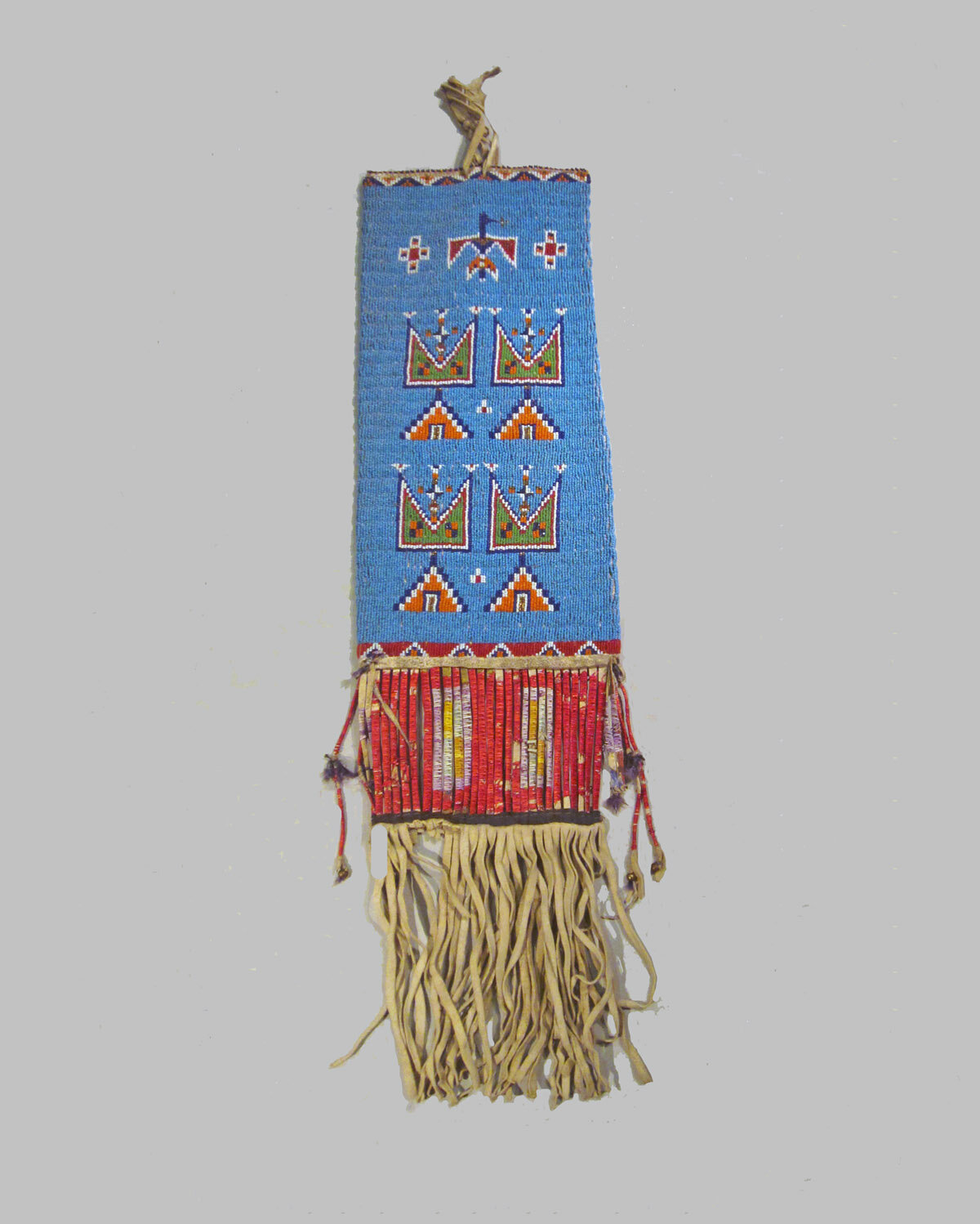 http://www.marcyburns.com/beadwork-and-wood-collection/lakota-pictorial-pipebag-also-called-a-tobacco-bag