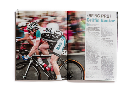 Photo: Ian Tuttle. January 2015 issue of Road Bike Action