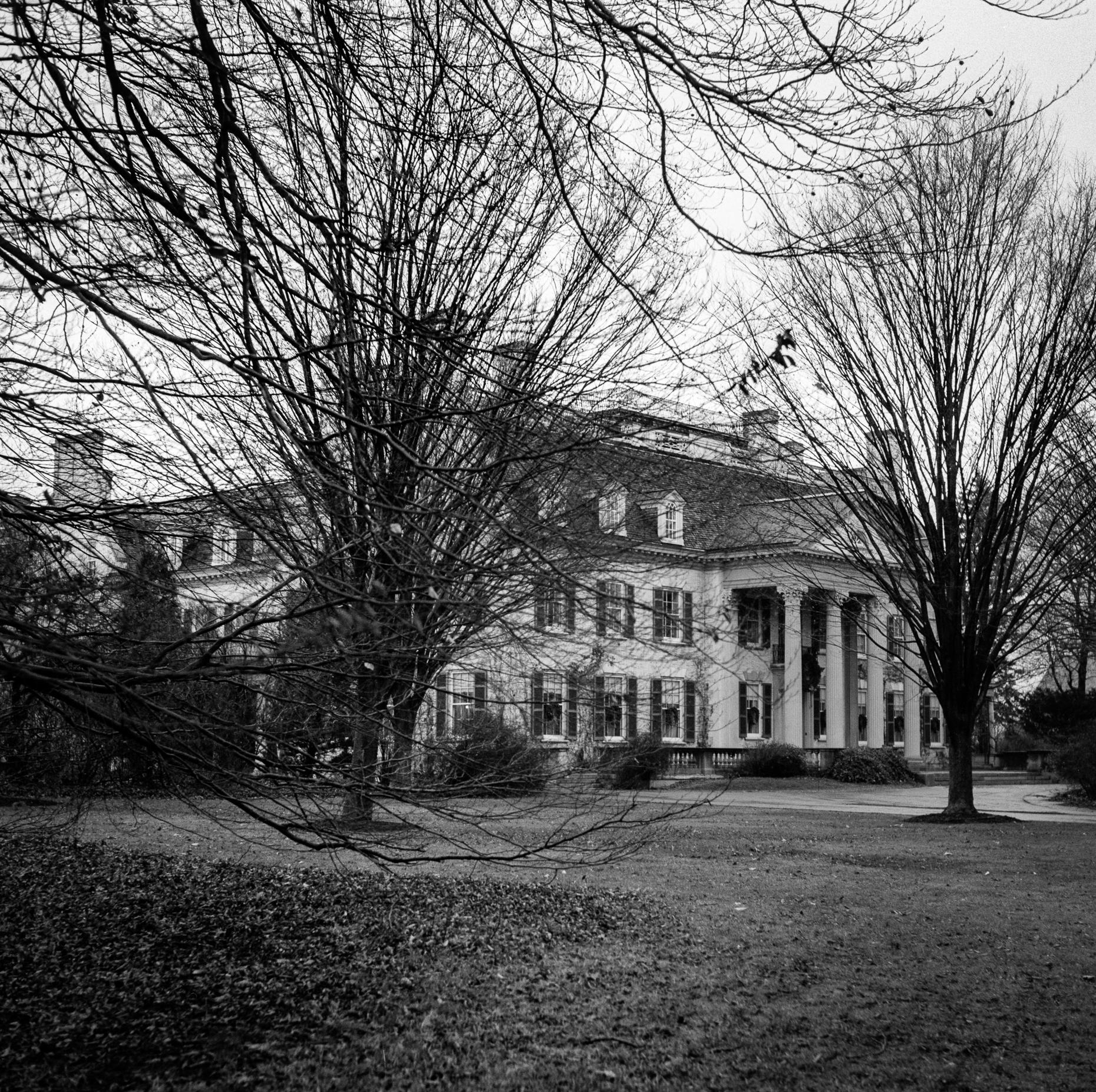 George Eastman House. photo: Ian Tuttle