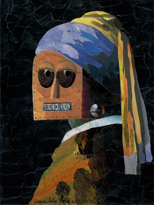 'Bot with a Pearl Earring