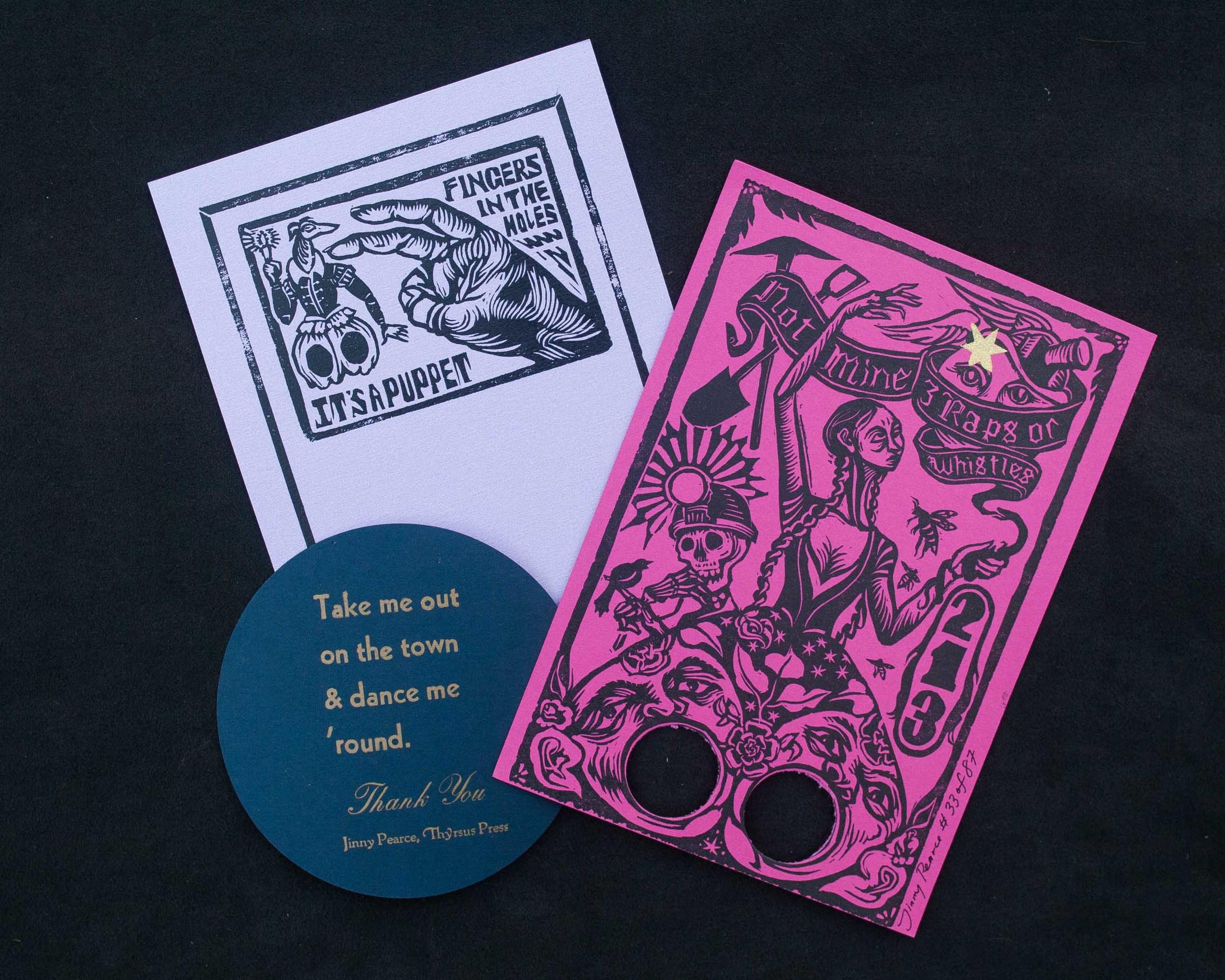 Miner's Dance Card, 2013