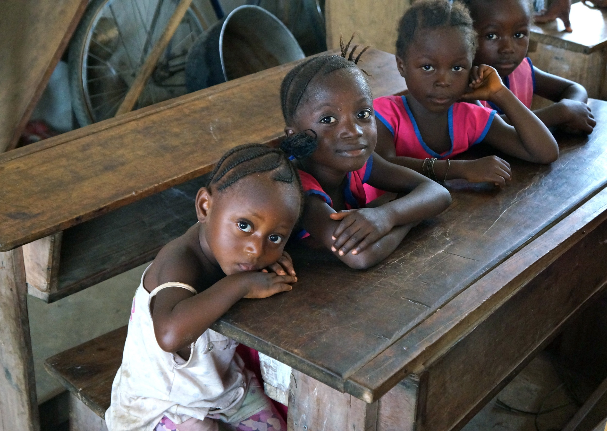 Makambo Students