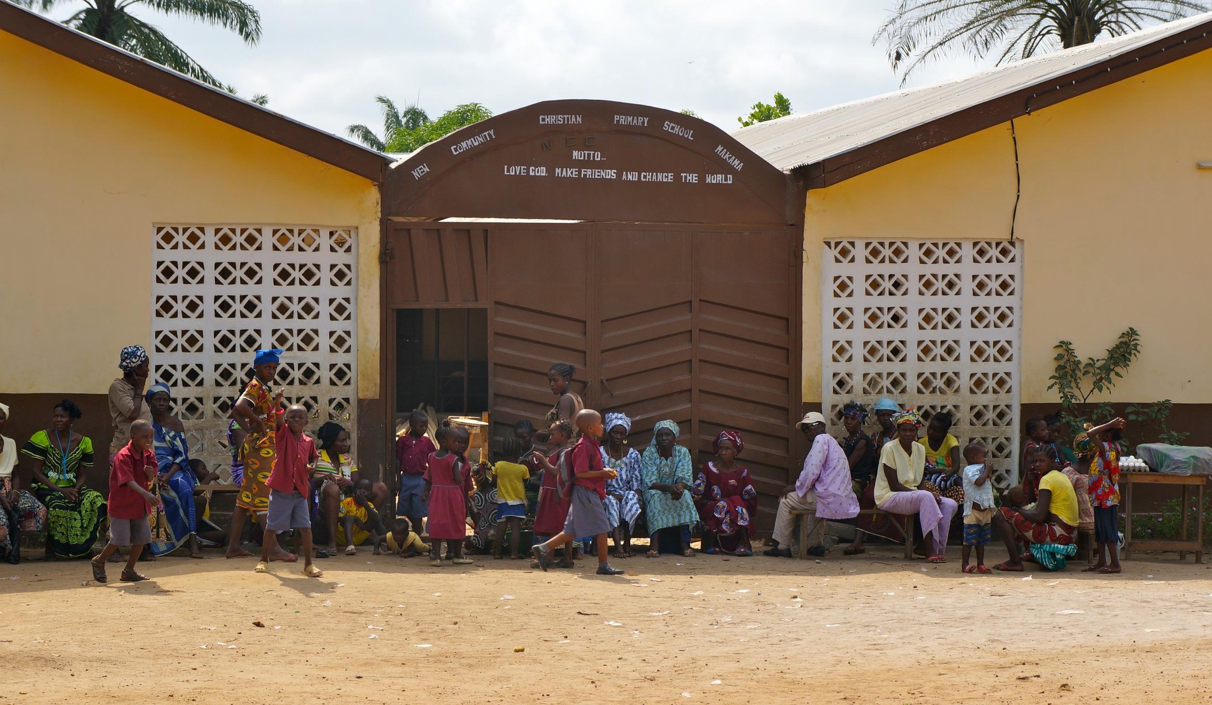 Makama Primary School
