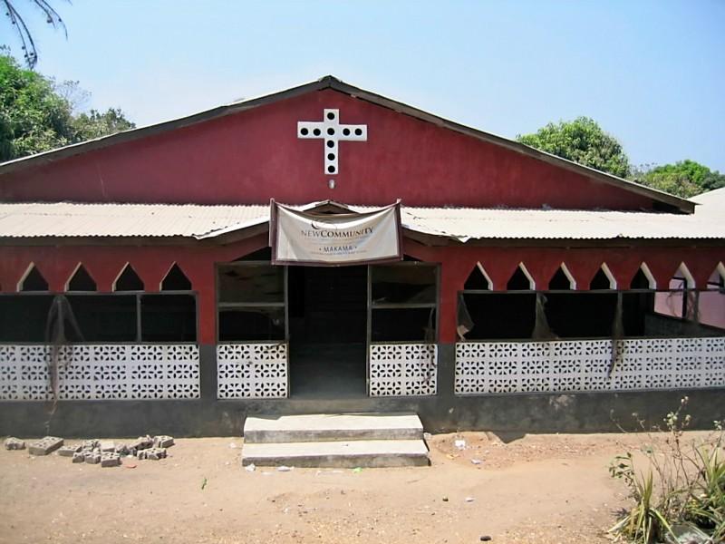Makama Church