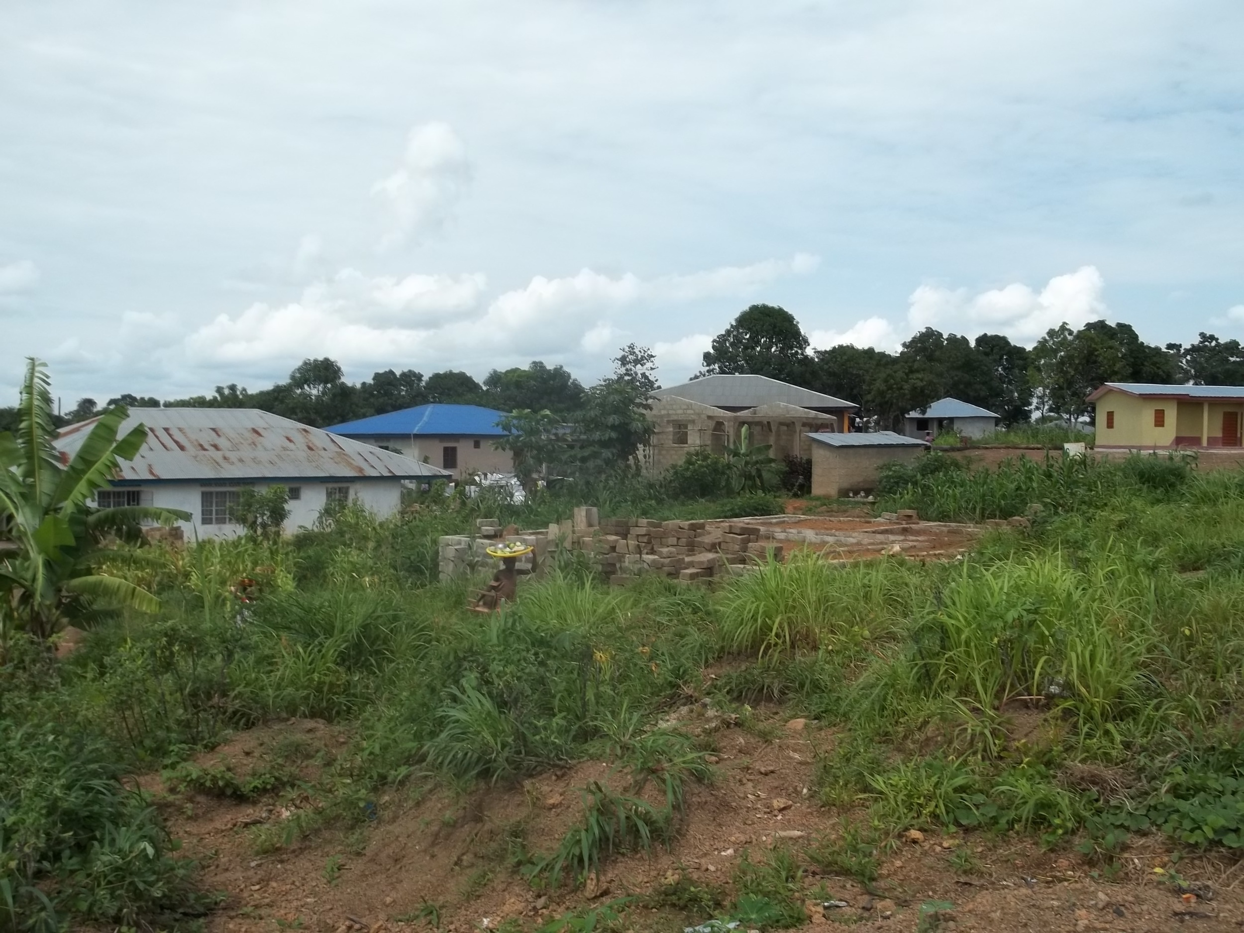 Masuba village area