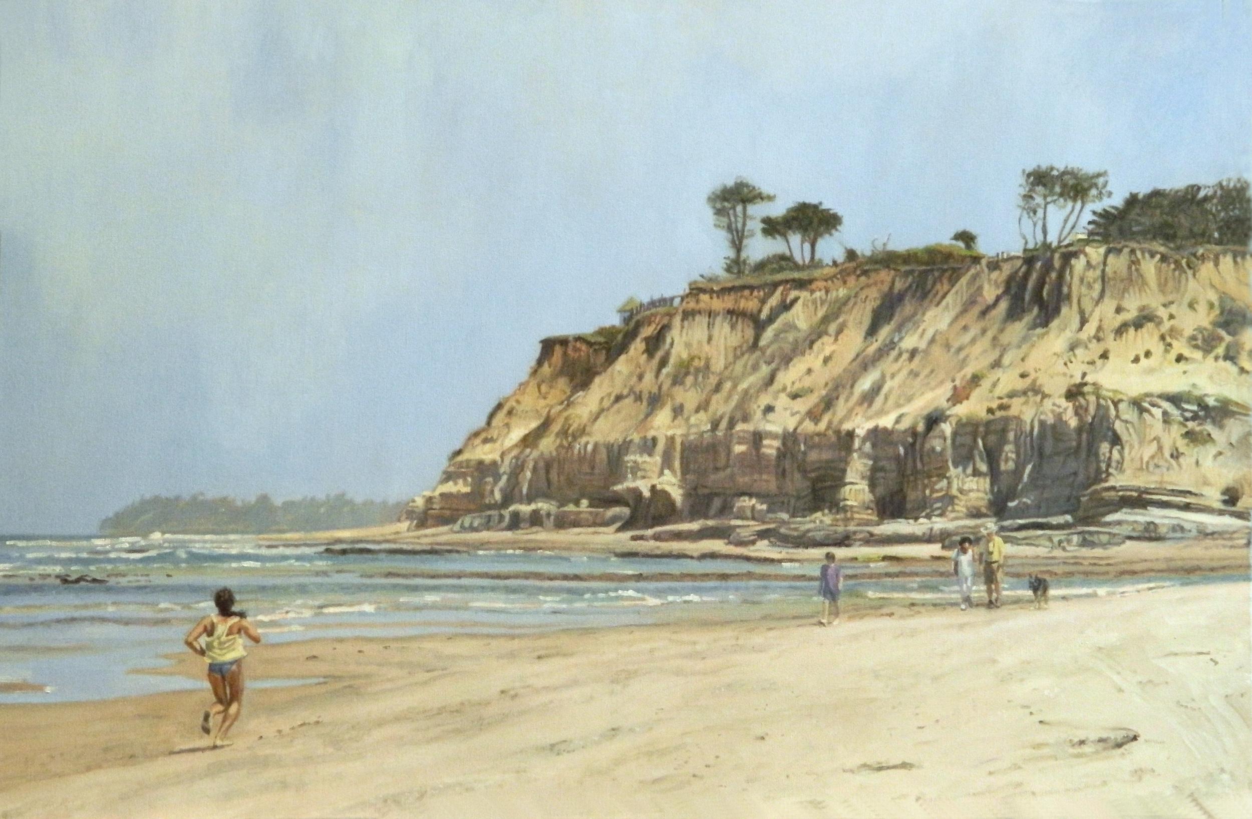 Solana Beach Cliffs