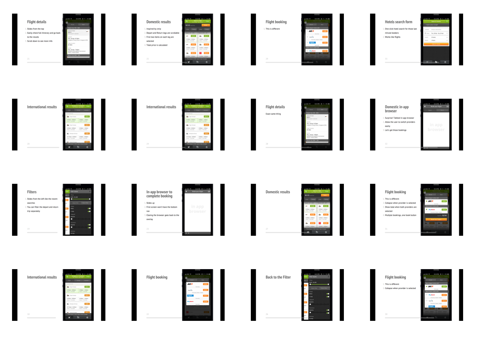 basic layout of the app 2