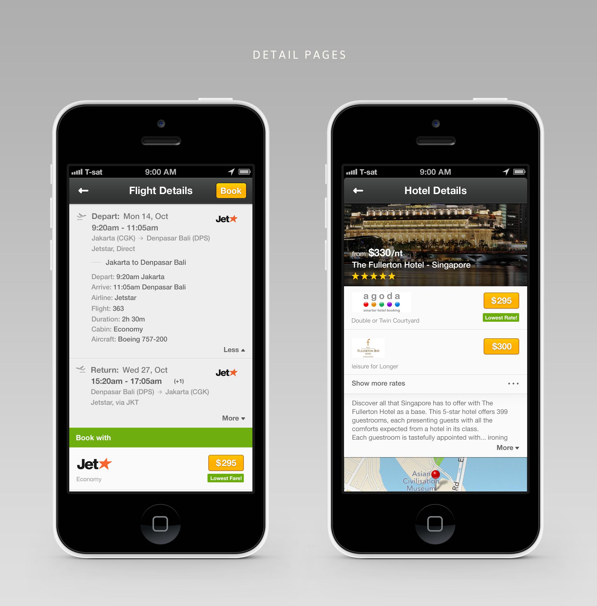 Explore Screen & explanation  (click/ tap for bigger pict)