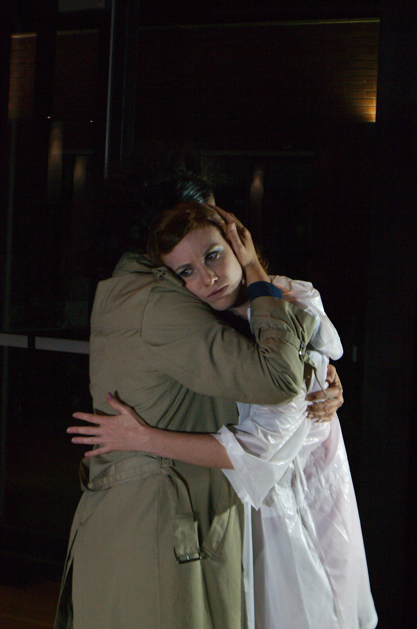 Amy Scott-Smith and Danielle Baynes.Photo by Sasha Cohen.