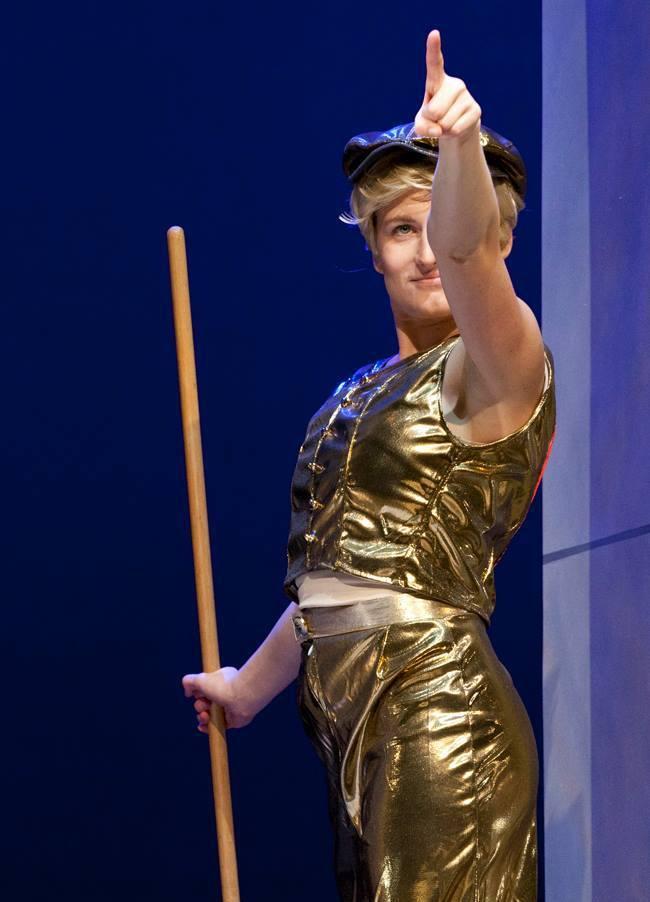 L'incoronazione di Poppea 2013