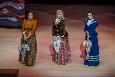 Hail Poetry! The Music and Madness of Gilbert and Sullivan