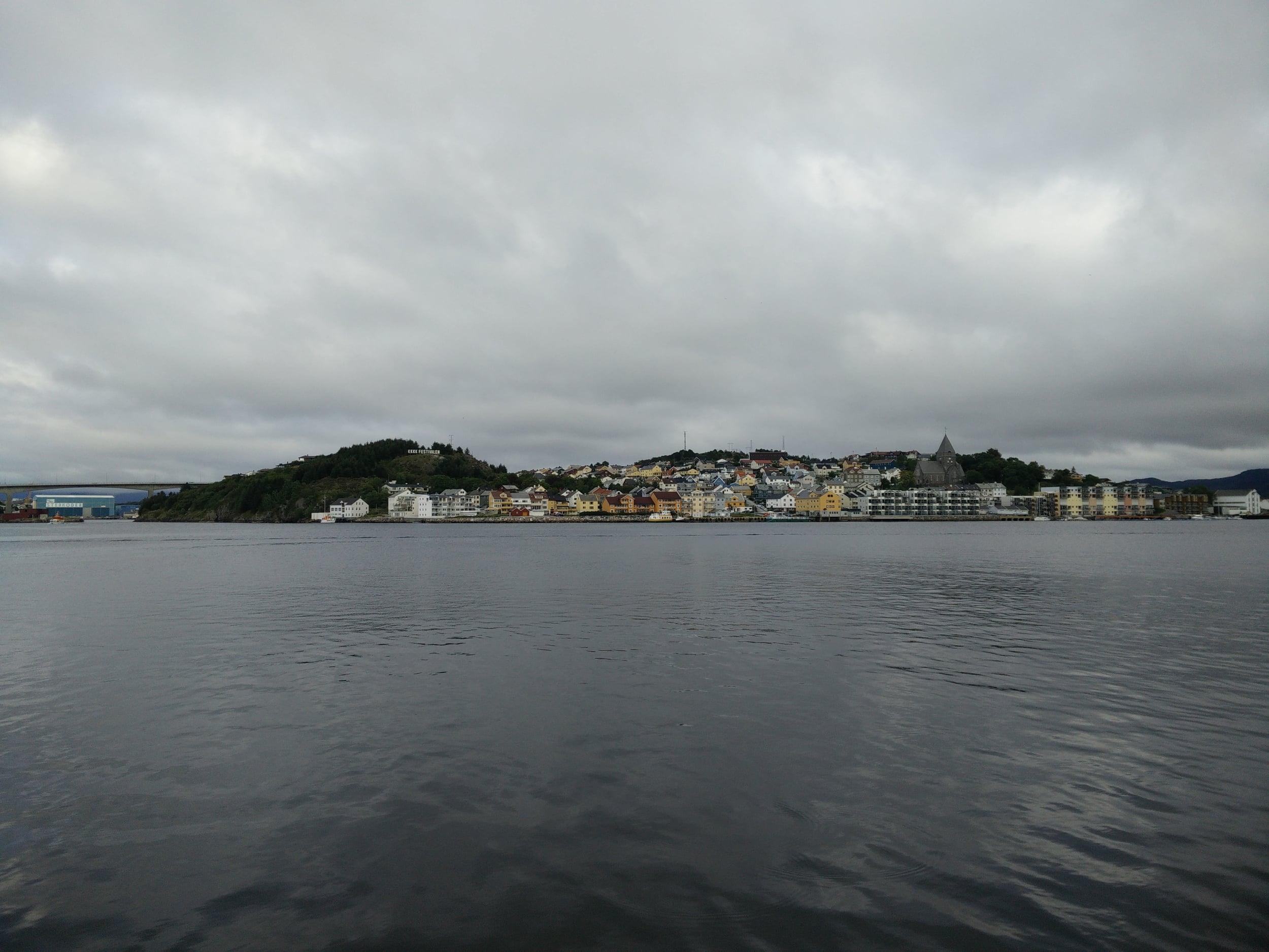 The Sleepy Town of Kristiansund