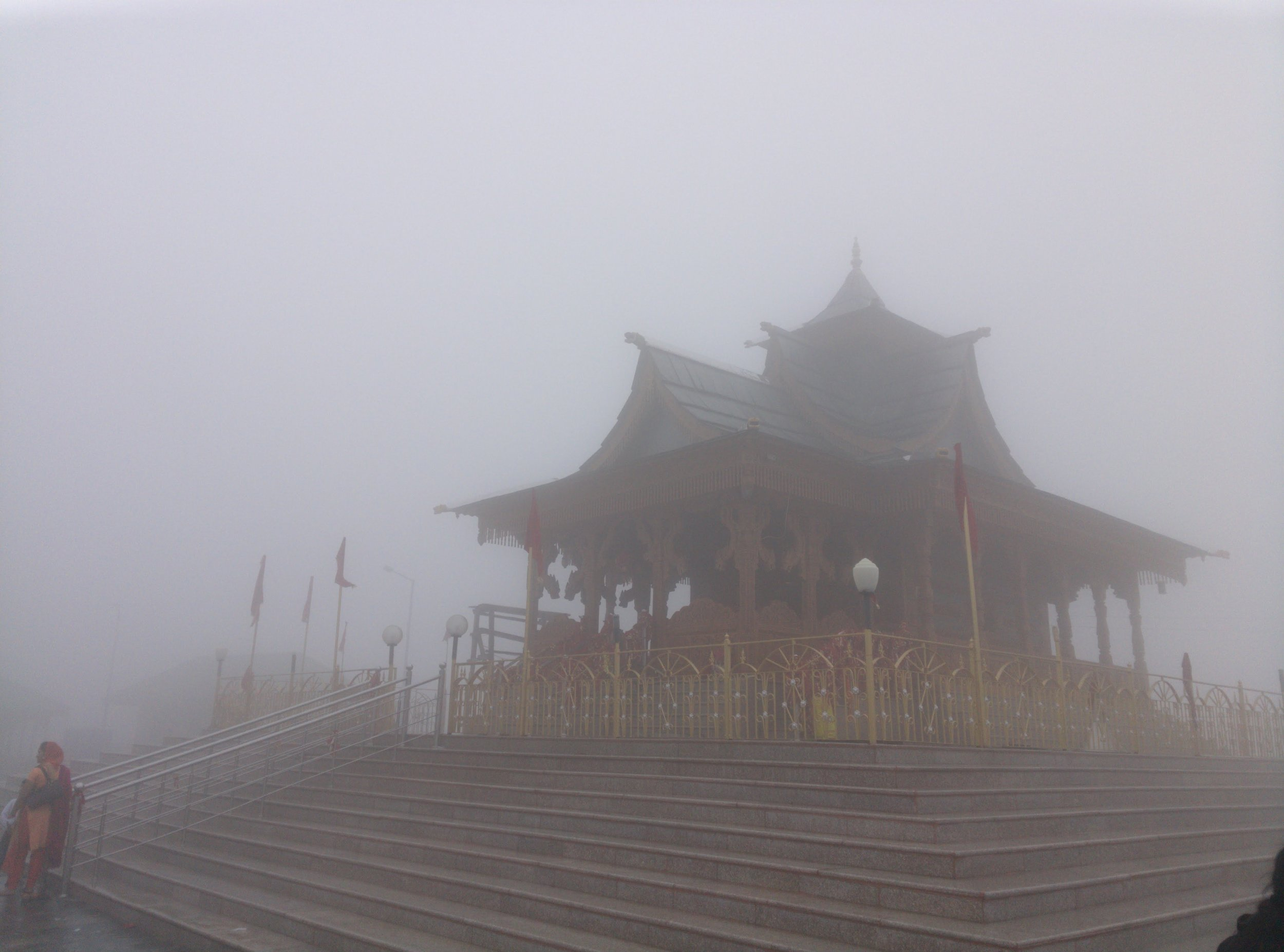 THe Hatu Mata temple as we saw in June 2017