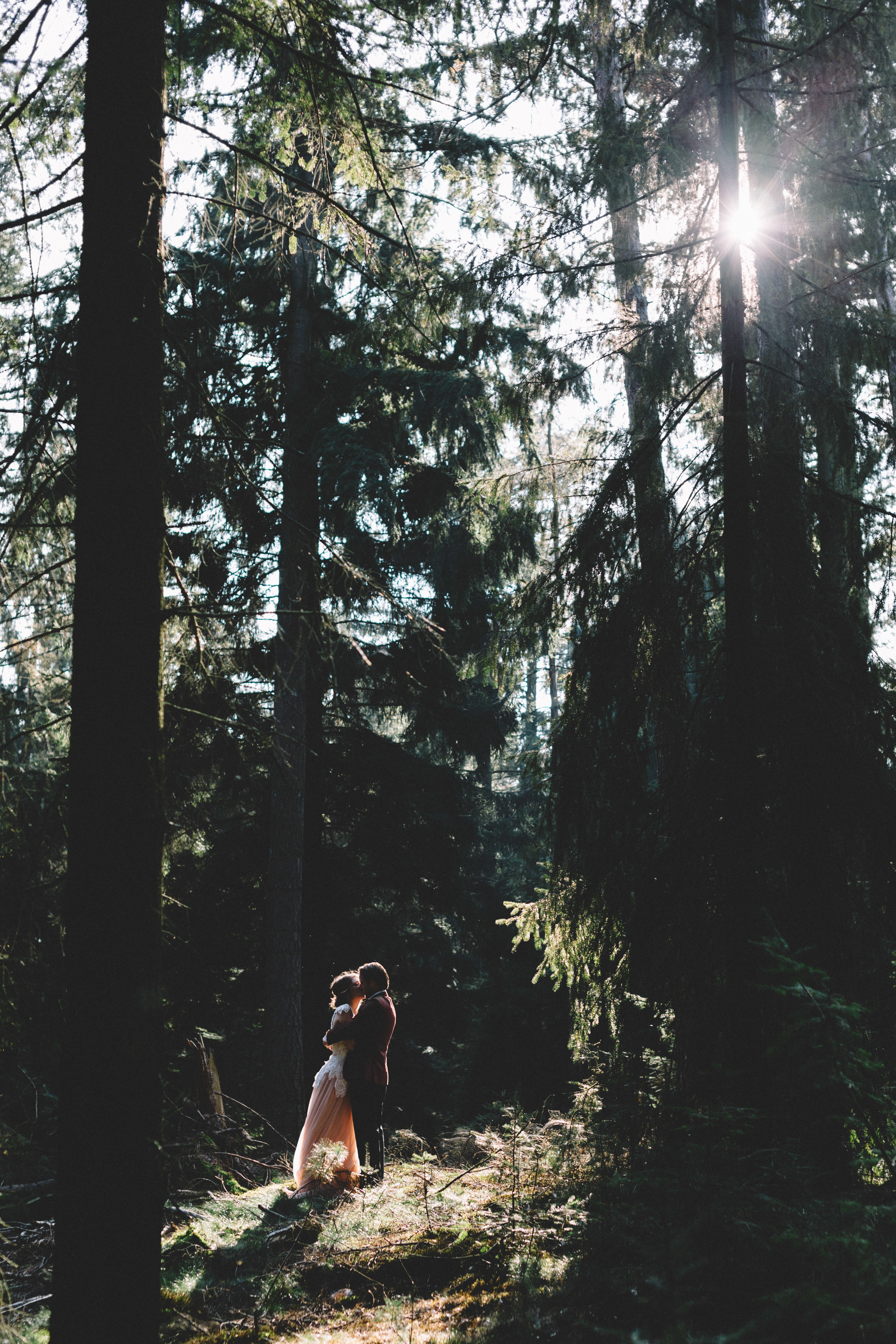 Bohemian wedding in Drente