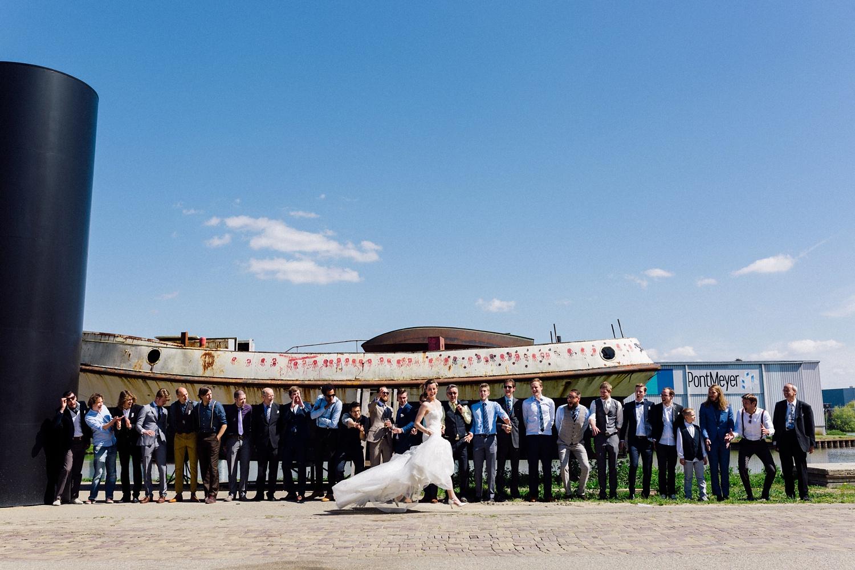 Pure Bruidsfotografie Deventer - Vintage bruiloft aan de IJssel - Jeroen en Hannah_0023.jpg