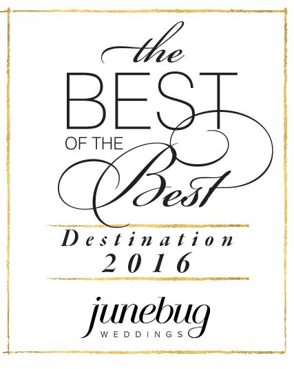 In beeld met Floor winning entry Junebug Destination Contest
