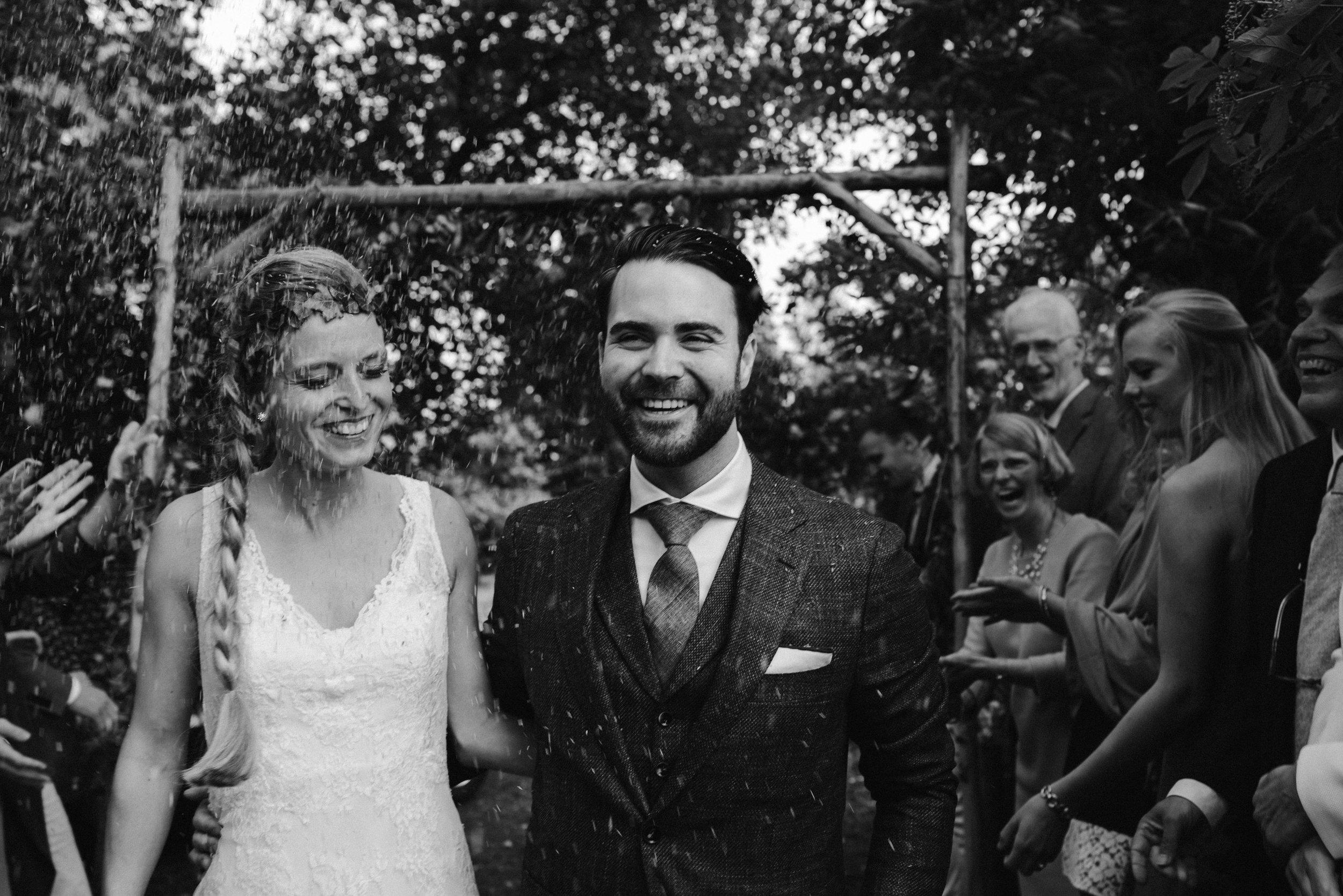 Bohemian bruiloft Te leuk Trouwen