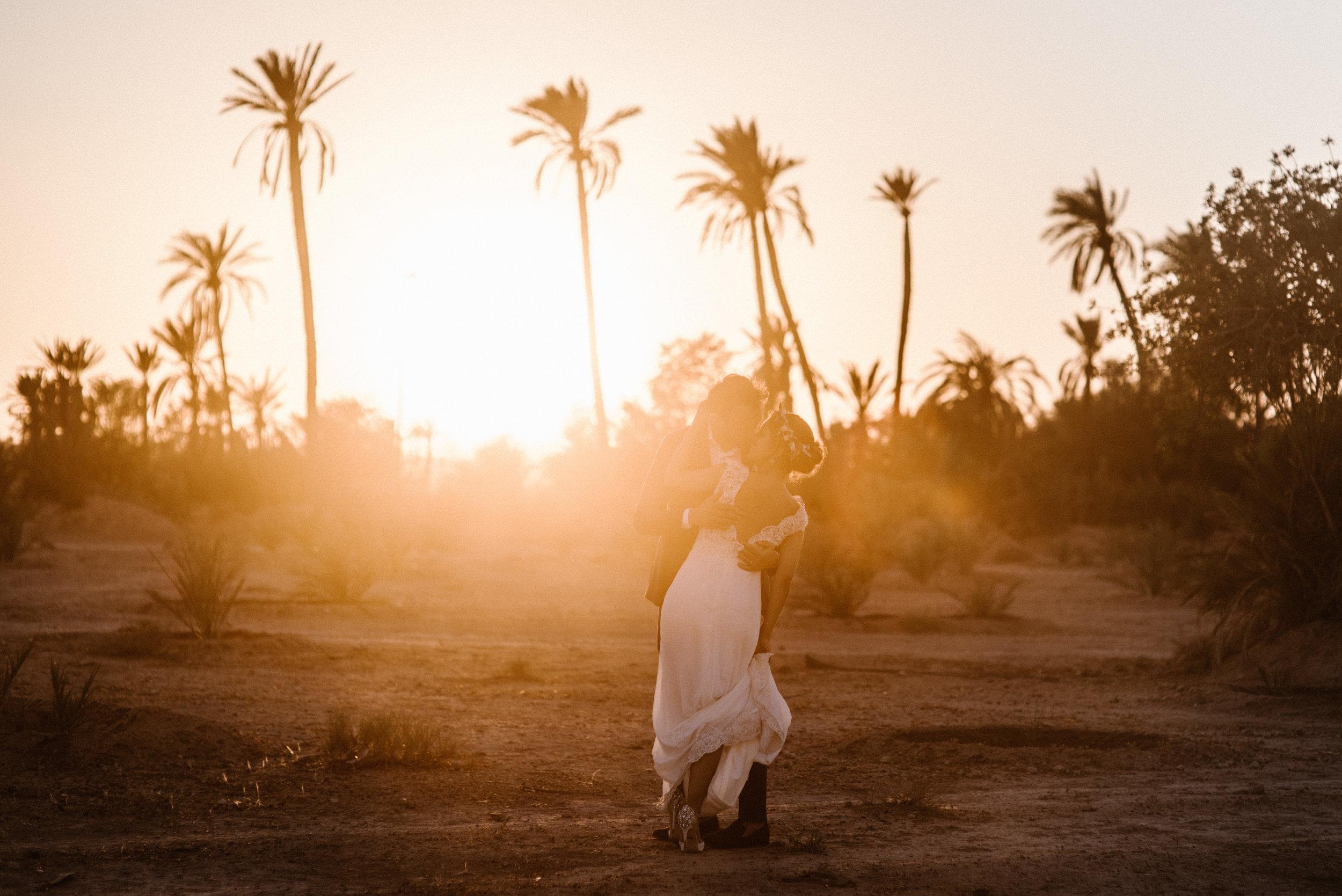 Bruidsfotografie Marokko