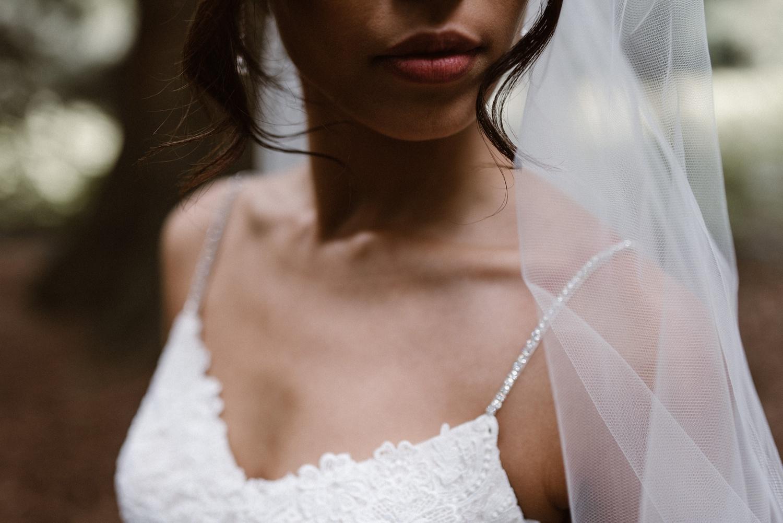 Pure bruidsfotografie