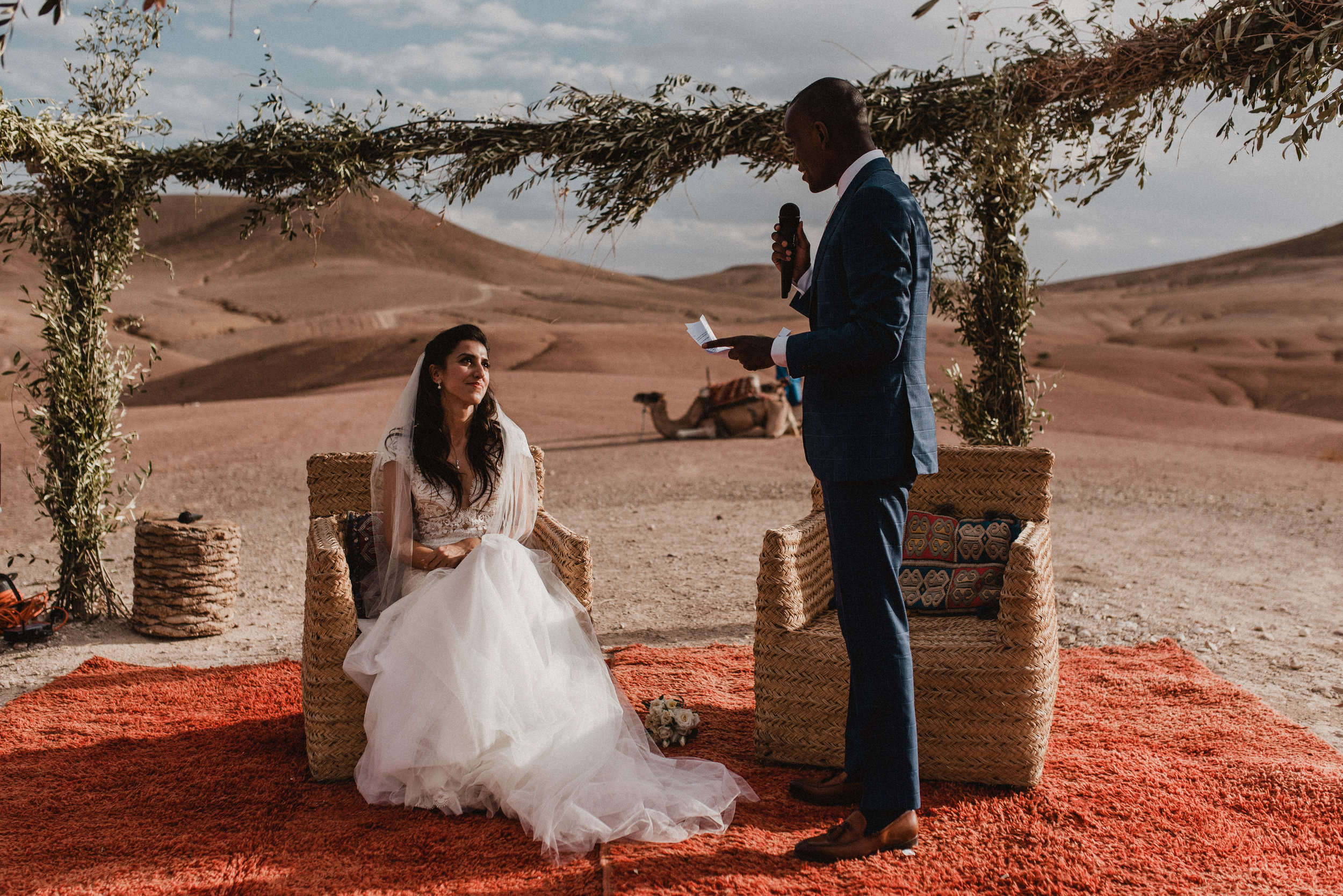 Destination wedding Marrakech