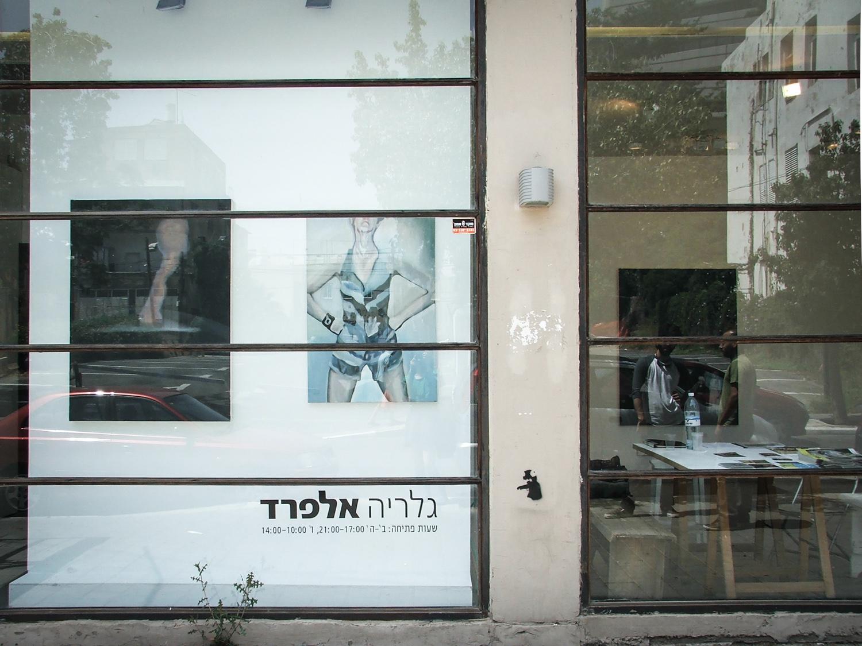 Species, Alfred Gallery,  Tel-Aviv, 2009,  Curator: Gidi Smilansky