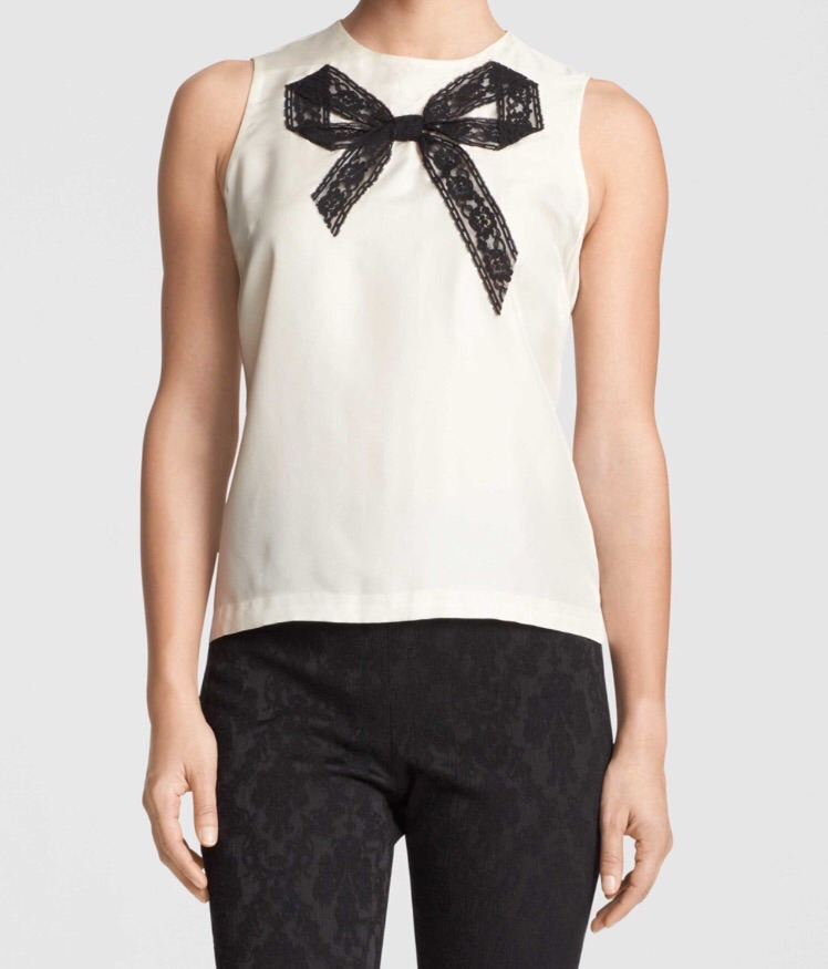 This Bow Blouse  ���