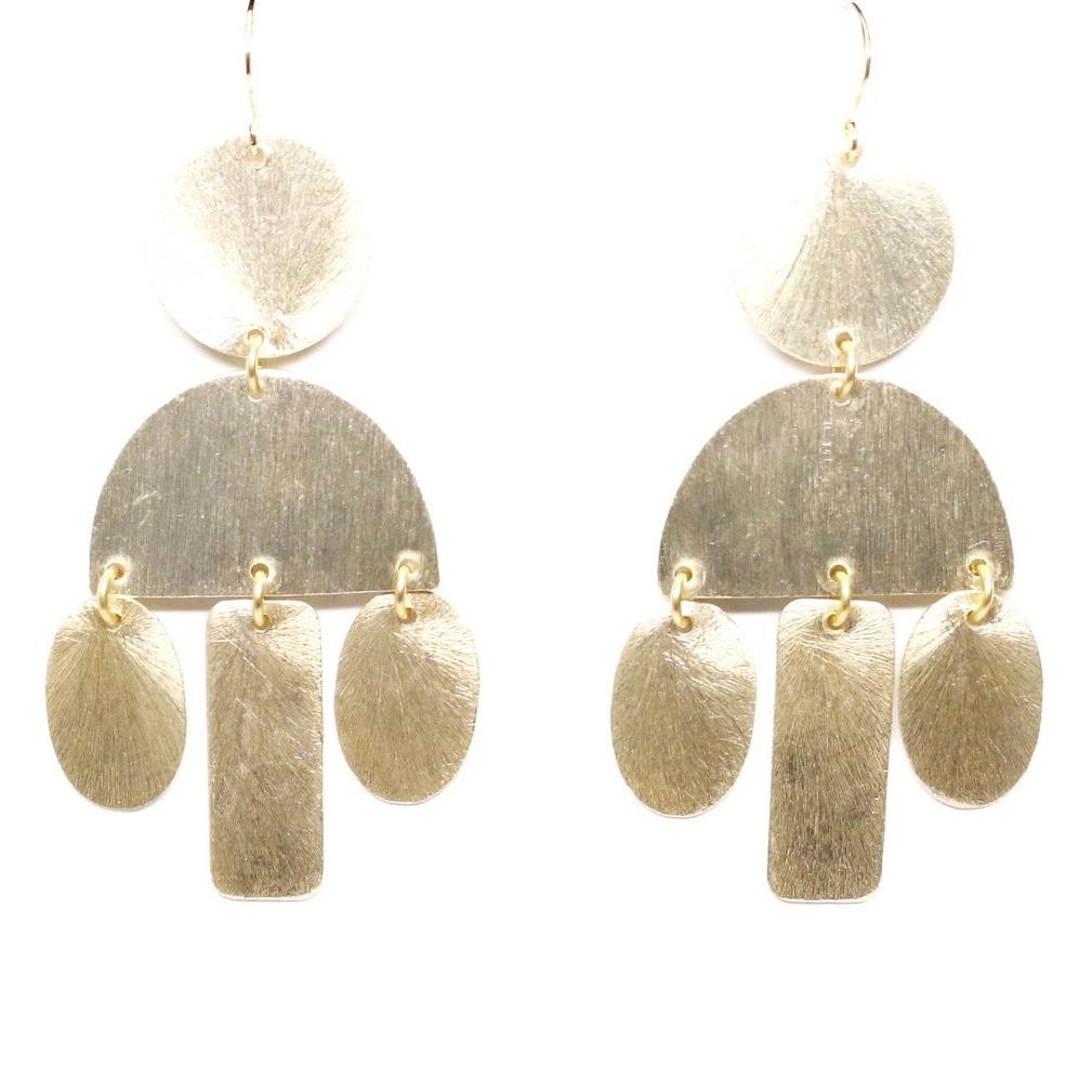 T. Marie Designs Luna-8 Earrings