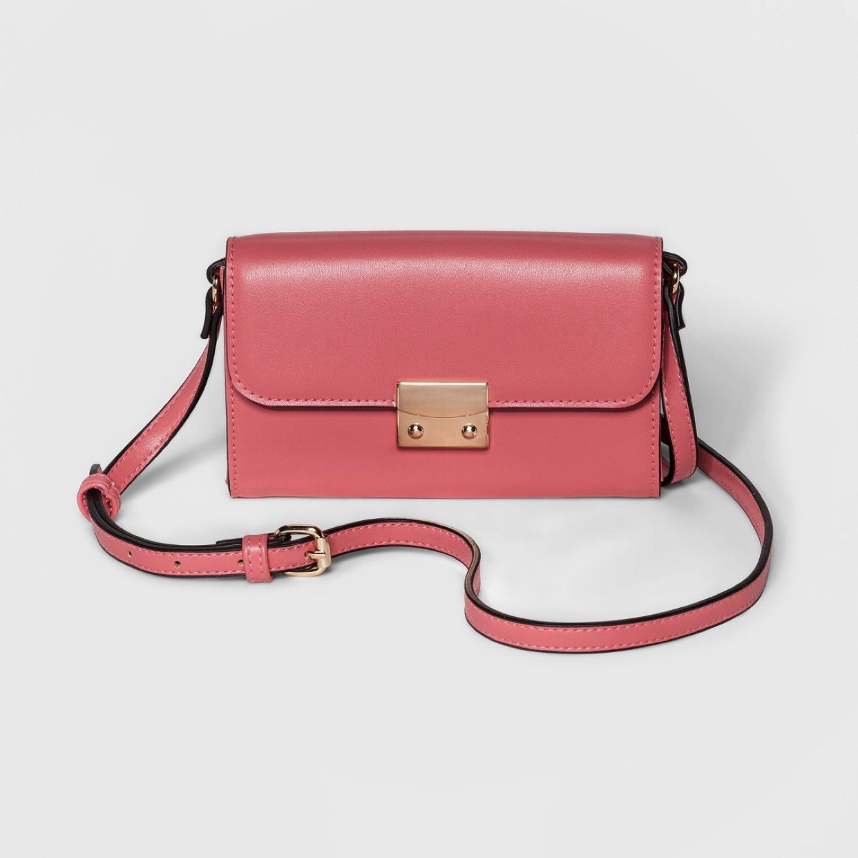 Target A New Day Pink Peppercorn Clutch