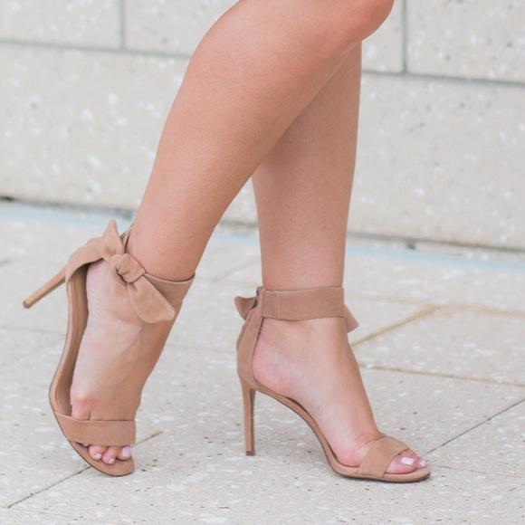 Banana Republic Jasmine Ankle Strap Sandals in Biscotti