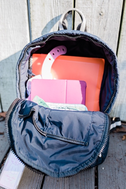 The Departure Backpack is so roomy and has great pockets, which we all know are the key to staying organized and being able to quickly get your hands on what you need in your bag.