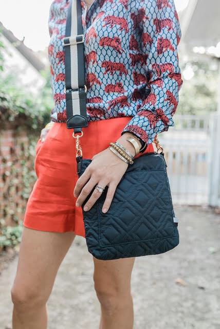 The Daytripper Crossbody provides plenty of room for essentials when you have a day on-the-go and don't need the whole kitchen sink but DO need your hands free!