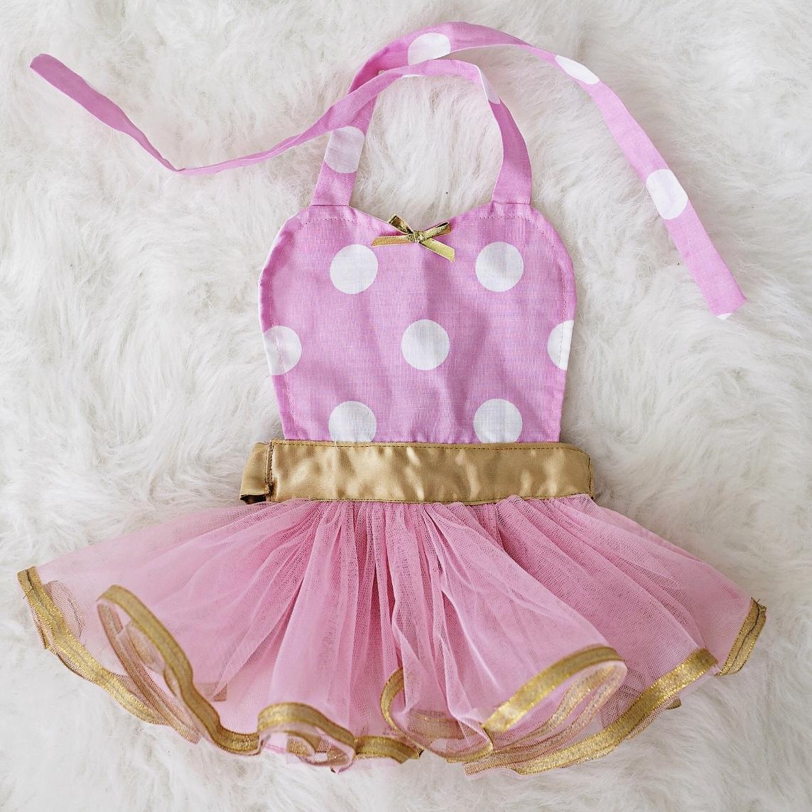 Polka Dot Princess Tutu Dress